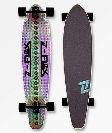"Z-Flex Zirconia Roundtail 39.5"" Longboard Complete"