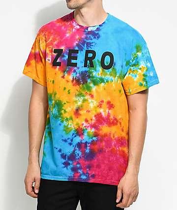 Zero Army Tie Dye T-Shirt