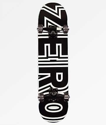 """Zero Bold 7.25"""" Skateboard Complete"""