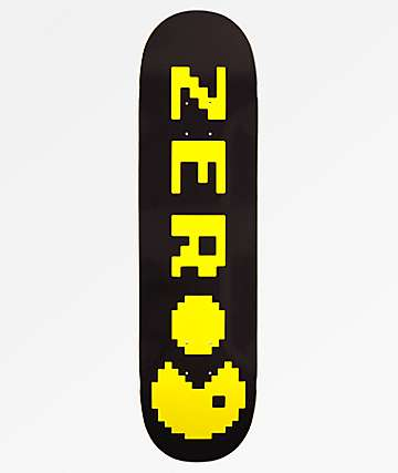 "Zero Chomp 8.5"" Skateboard Deck"