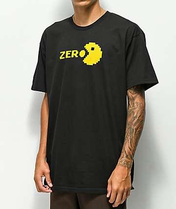 Zero Chomp camiseta negra