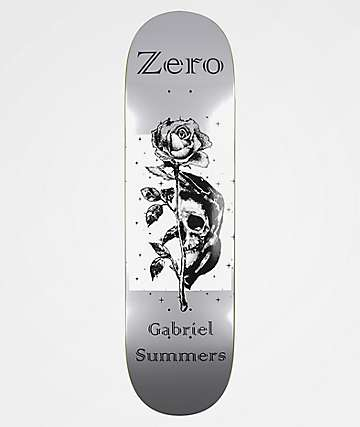 "Zero Darkness Summers 8.5"" Skateboard Deck"