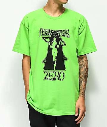 Zero Hypnotize camiseta verde