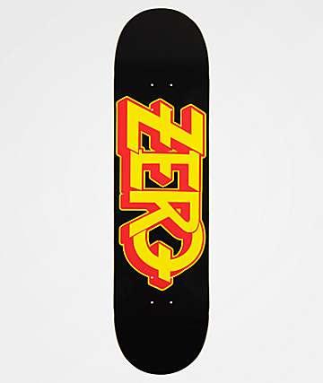 """Zero Ozzy 8.5"""" Skateboard Deck"""