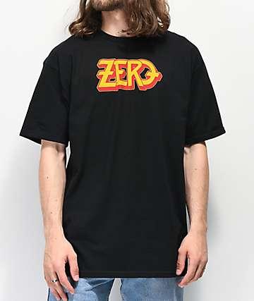 Zero Ozzy Black T-Shirt