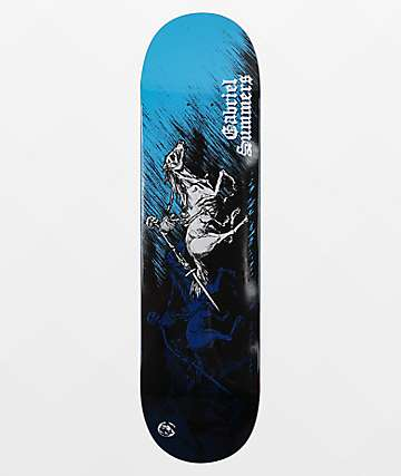 "Zero Pale Horse Summers 8.25"" Skateboard Deck"