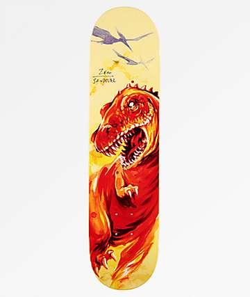 """Zero Sandoval Let It Bleed 7.75"""" Skateboard Deck"""