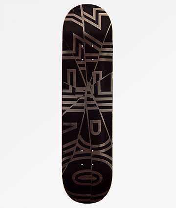 "Zero Shattered Bold 8.0"" Skateboard Deck"