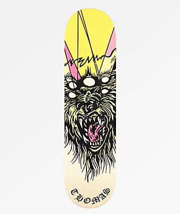 "Zero Thomas Boss Dog II 8.25"" Skateboard Deck"