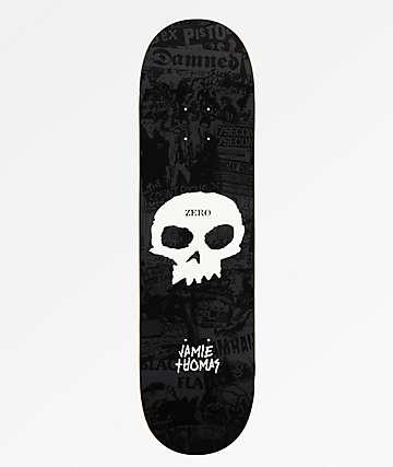 "Zero Thomas Punk Band 8.375"" Skateboard Deck"