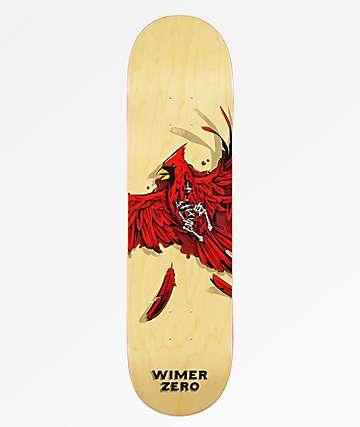 "Zero Wimer Dead Cardinal 8.25"" Skateboard Deck"