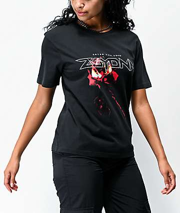 Ziggy Zee Black T-Shirt