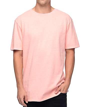 Zine Alta Pink Pigment Dyed T-Shirt