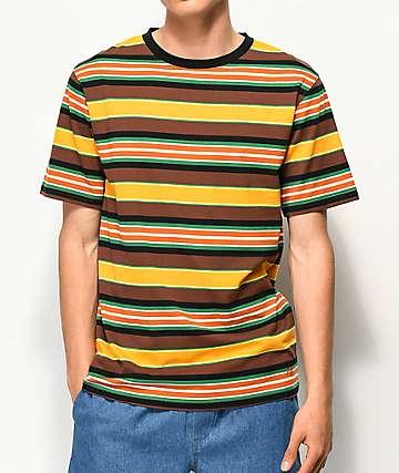 Zine Bonus Stripe T-Shirt