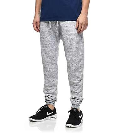Zine Cover pantalones jogger tejidos teñidos espacio