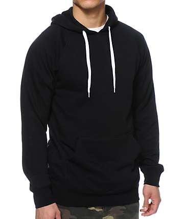 Zine Freshmix Black Pullover Hoodie