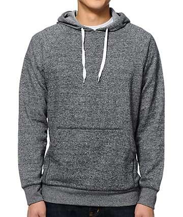 Zine Freshmix sudadera gris con capucha
