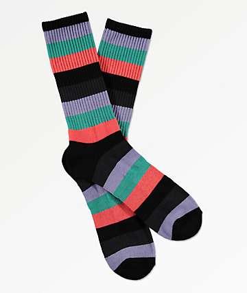 Zine Handjive Lavender Mist Crew Socks
