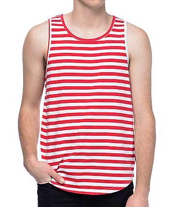 Zine Hanger camiseta sin mangas a rayas