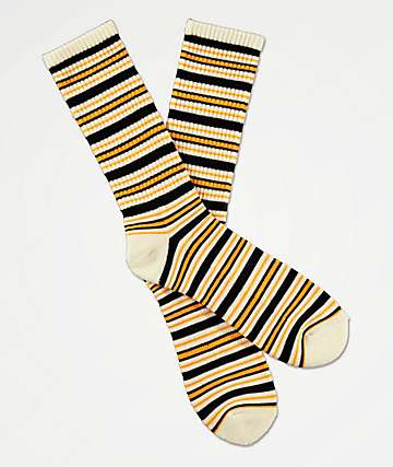 Zine Mold Vanilla Ice Crew Socks