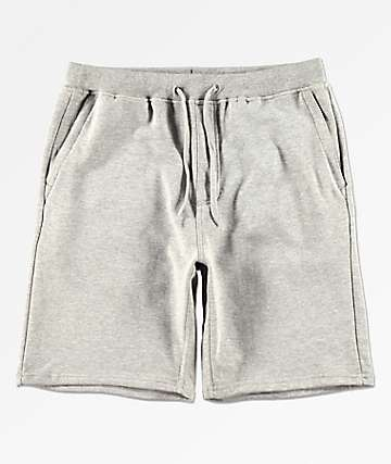 Zine Silas Athletic Grey Sweat Shorts