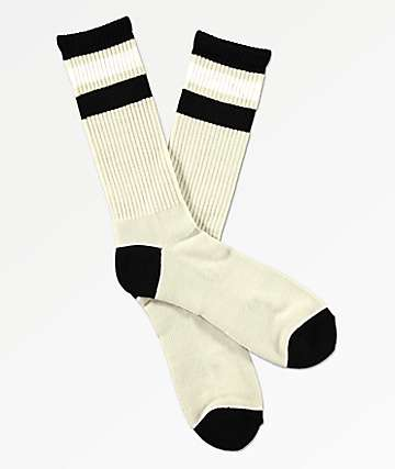 Zine Trunkicular Lunar Rock Crew Socks