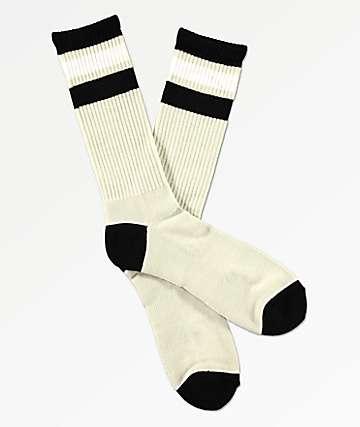 Zine Trunkicular Lunar Rock Crew Socks