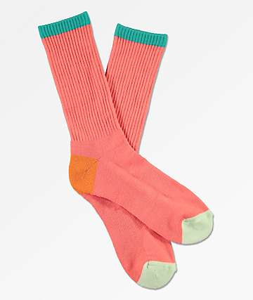 Zine Veil Latigo Bay Crew Socks