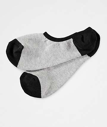 Zine calcetines grises invisibles