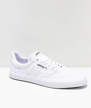 adidas 3MC zapatos blancos