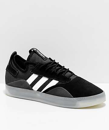 adidas 3ST.001 zapatos negros y grises
