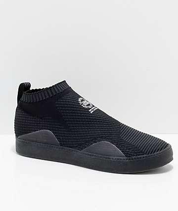 adidas 3ST.002 Primeknit zapatos en negro carbón