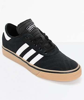 adidas Adi Ease Premium zapatos de skate en negro, blanco y goma