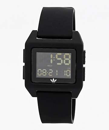 adidas Archive SP1 Black Digital Watch