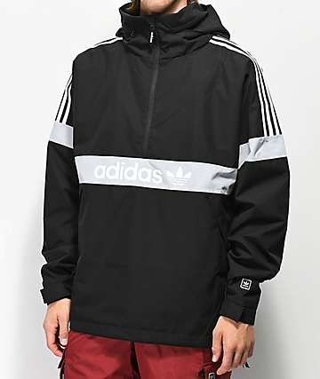 adidas BB Snowbreaker Black 10K Snowboard Jacket