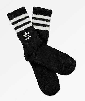 adidas Black House Crew Socks