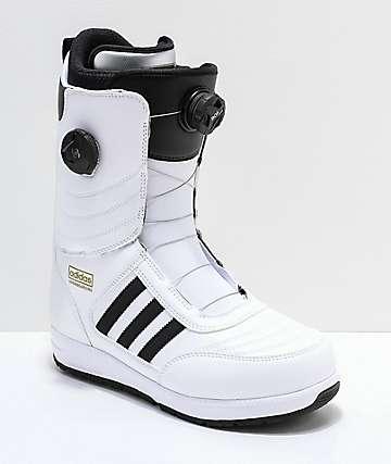 adidas Black Response ADV Snowboard Boots 2019