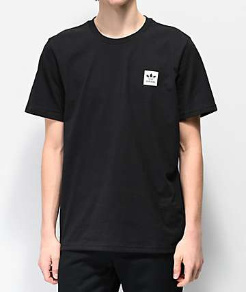 adidas Blackbird 2.0 Black T-Shirt