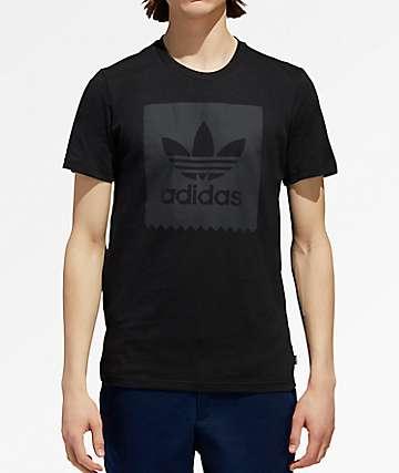 adidas Blackbird All Black T-Shirt
