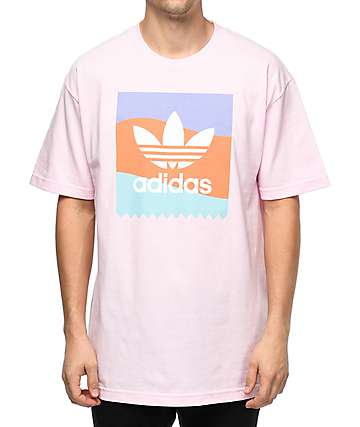 adidas Blackbird Pink T-Shirt