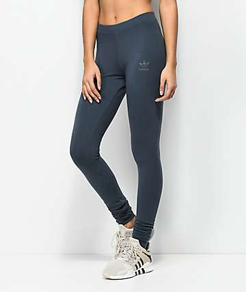 adidas Boonix leggings en color carbón