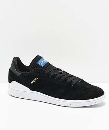 adidas Busenitz Pro RX Core Black & White Shoes