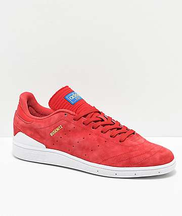adidas Busenitz Pro RX Core Red Shoes