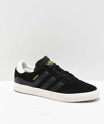 sneakers for cheap 95e1c 8cdb2 adidas Busenitz Vulc Black   White Shoes