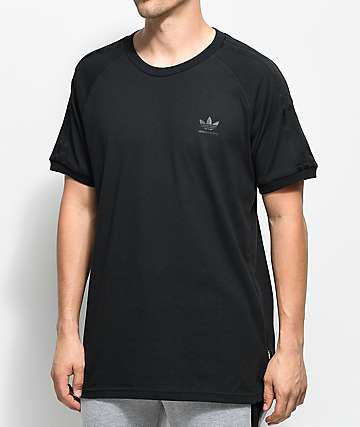 adidas California 2.0 Black T-Shirt