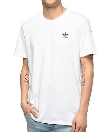 adidas Clima 2.0 White T-Shirt