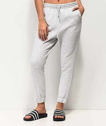 adidas Coeeze Light Grey Jogger Sweatpants