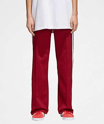 adidas Contemp BB TP Burgundy Track Pants