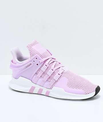 adidas EQT Support ADV zapatos en rosa y blanco