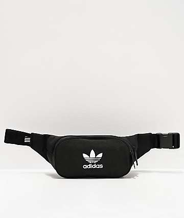 adidas Essential Black Fanny Pack